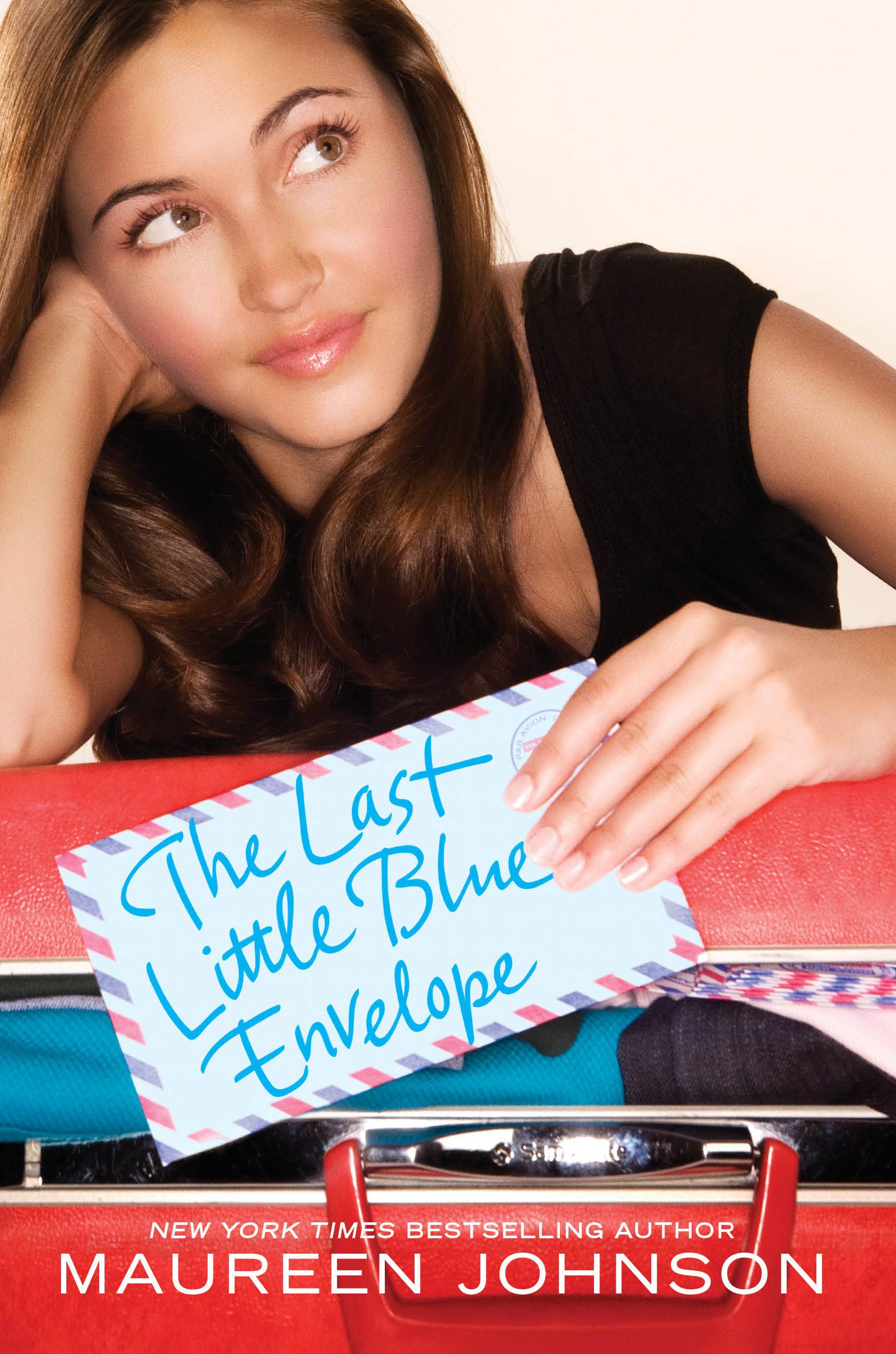 13 little blue envelopes book review