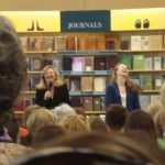 Meeting Mother/Daughter Duo and Authors Lisa Scottoline and Francesca Serritella