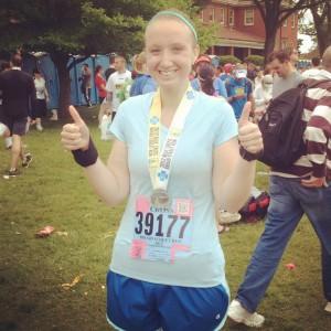 Broad Street Run 2012-Jessica Lawlor