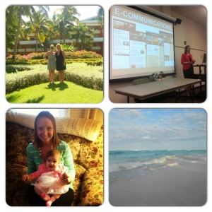 March In Review: Punta Cana, 25th birthday celebration, lots of public speaking and quality time with my Goddaughter!