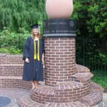 Graduating from Temple University-Jessica Lawlor