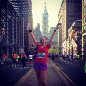 Broad Street Run-City Hall-Jessica Lawlor