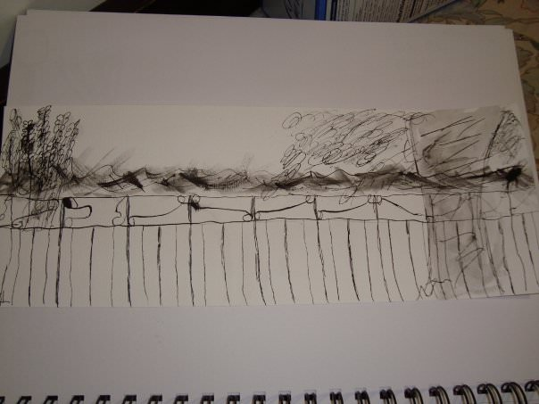 sketch- Jessica Lawlor