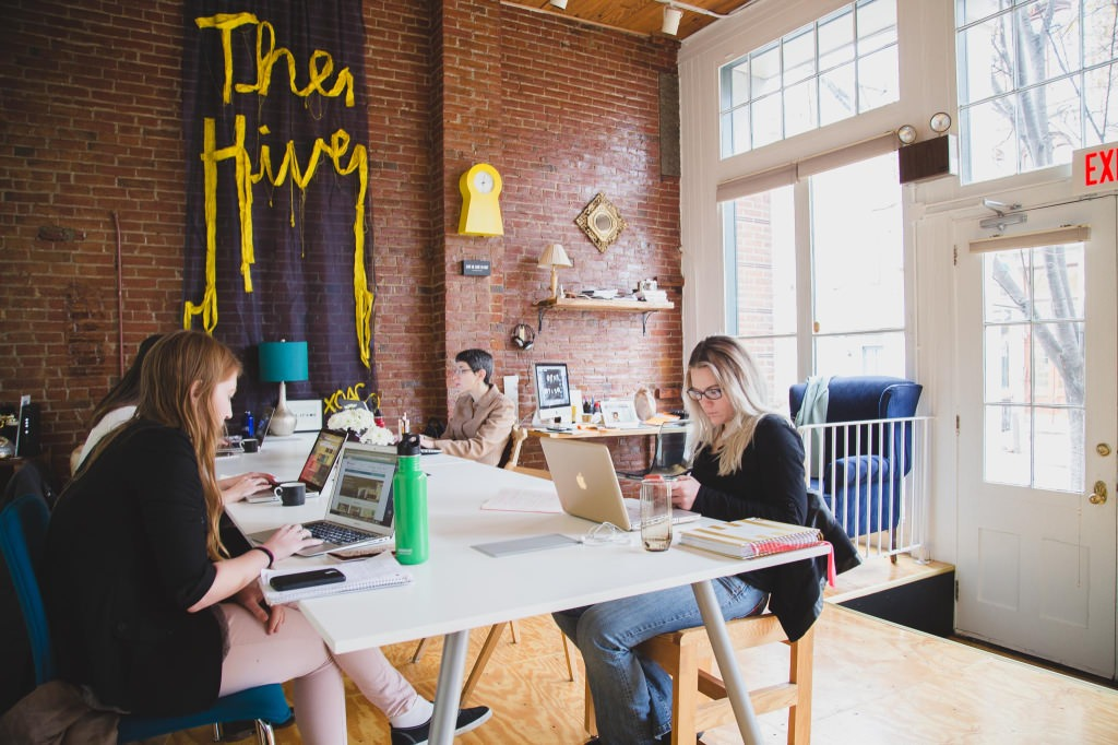 The Hive Philly- Jessica Lawlor