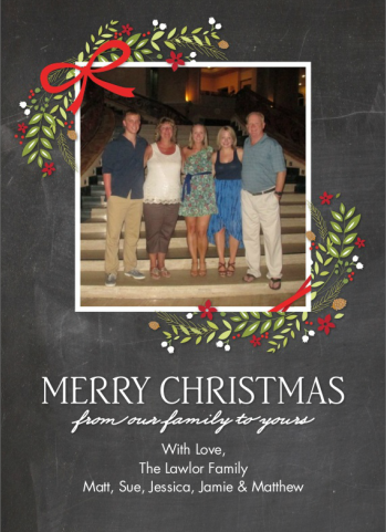 merry & bright christmas- Jessica Lawlor