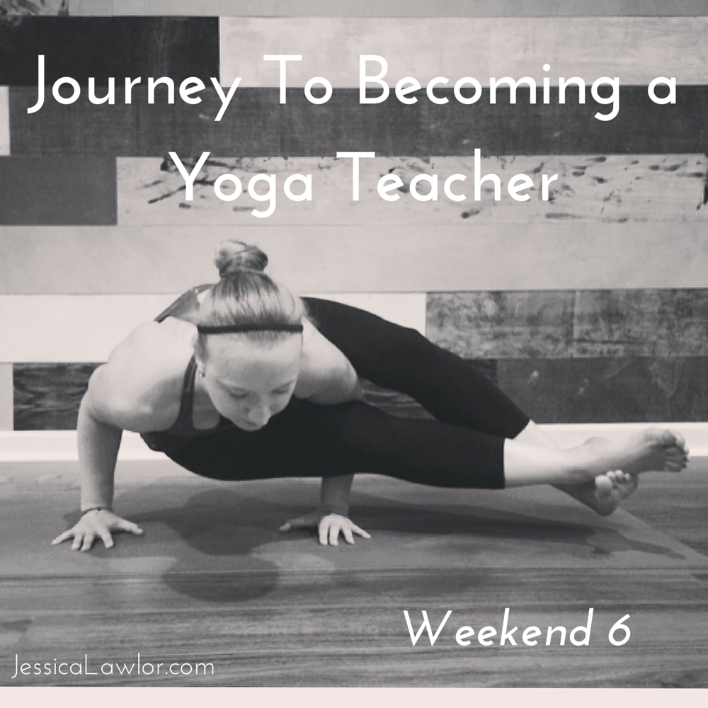 journey to becoming a yoga teacher- Jessica Lawlor