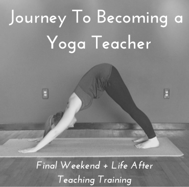 becoming a yoga teacher- Jessica Lawlor