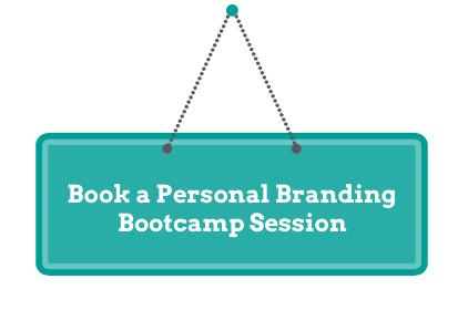 personal branding bootcamp- Jessica Lawlor