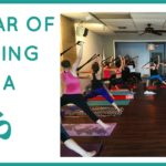 One Year of Teaching Yoga: Milestones, Gifts, Lessons and Gratitude