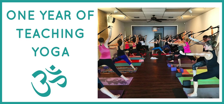 teaching yoga- Jessica Lawlor