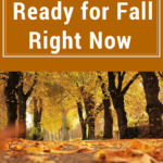 5 Reasons I'm Ready For Fall Right Now