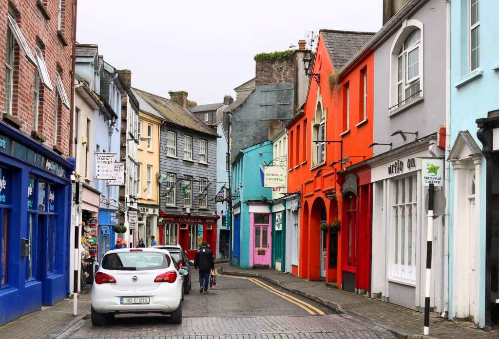 Colorful Kinsale, Ireland -- Ireland Travel Guide