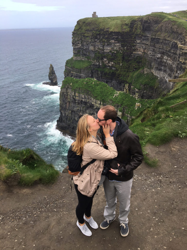 Cliffs of Moher -- Ireland Travel Guide