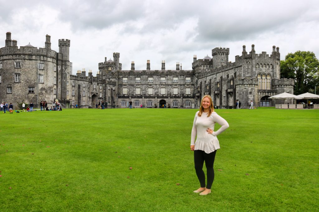 Kilkenny Castle -- Ireland Travel Guide