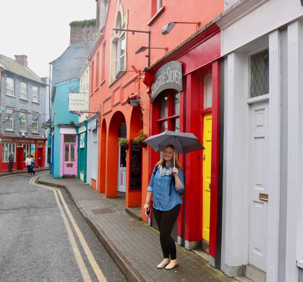 KInsale, Ireland -- Ireland Travel Guide