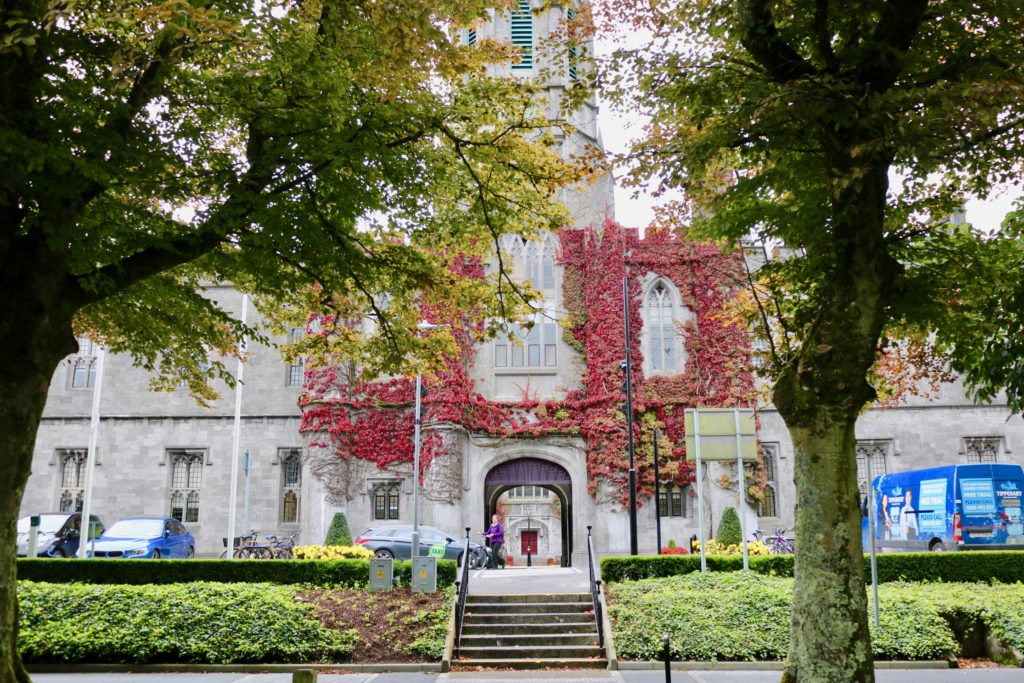 National University of Ireland -- Ireland Travel Guide