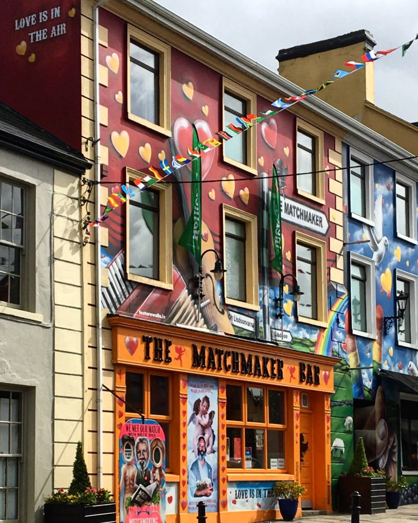 The Matchmaker Bar in Lisdoonvarna -- Ireland Travel Guide
