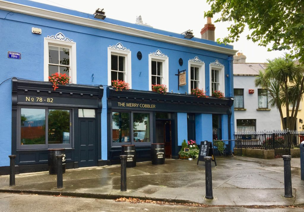 The Merry Cobbler pub in Dublin, Ireland -- Ireland Travel Guide