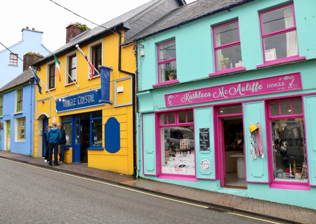 Explore colorful towns -- 5 must-have experiences when visiting Ireland