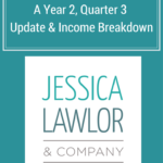 From Side Hustle to CEO: A Year 2, Quarter 3 Update & Income Breakdown