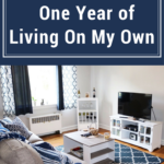 Adulting: Moving Out + One Year of Living On My Own