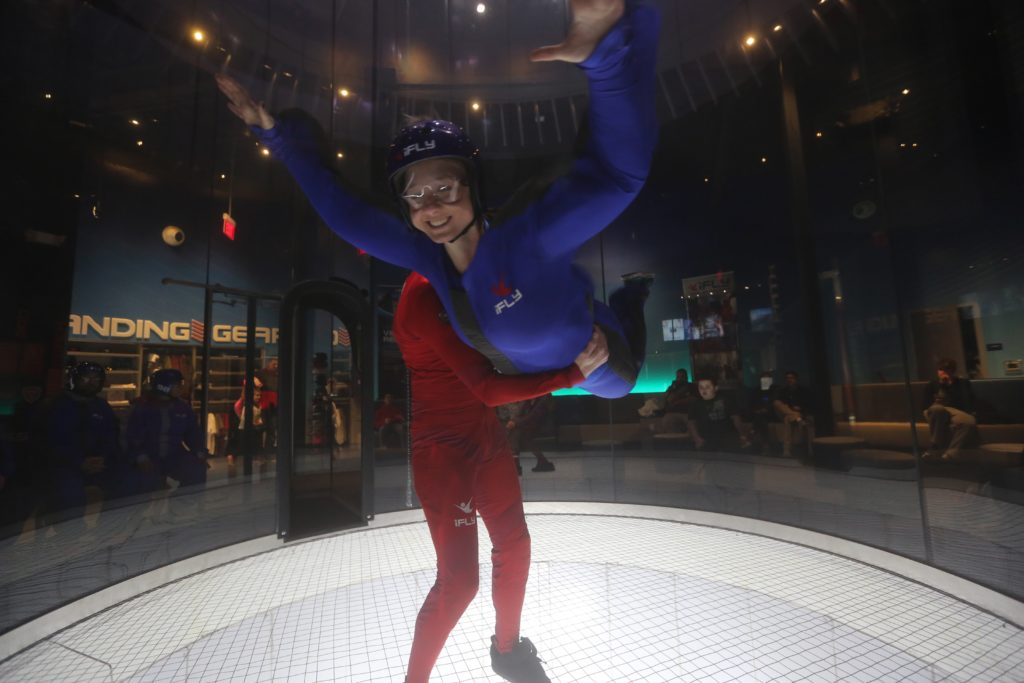 Indoor skydiving -- Valley Forge Travel Guide
