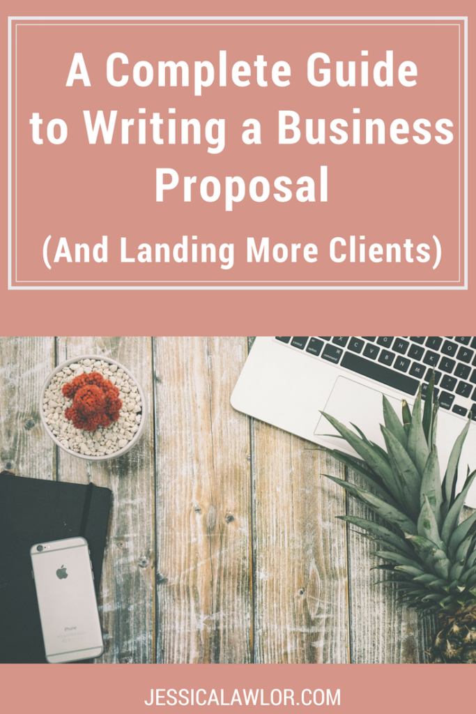 If you're interested in freelancing or want to start your own business, you'll have to learn how to write a business proposal. Let's dive into the nitty-gritty of proposal writing, including all the sections you need to include to craft a strong and powerful proposal.